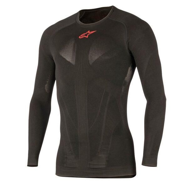 16748-175-0217 13 tech-top-long-sleeve black-red 0-1