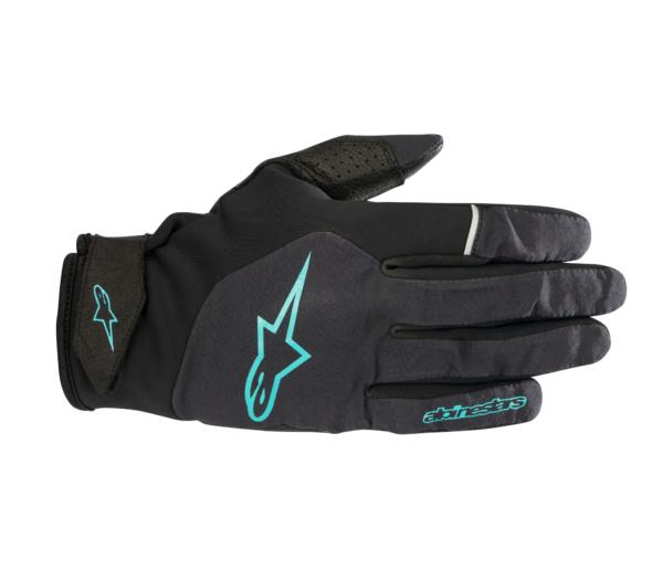 16967-1520518 1105 cascade wp tech glove blackgrayceramic 5-5