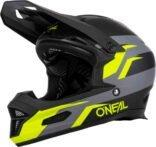 2021 ONeal FURY STAGE black neon yellow 45 left ml